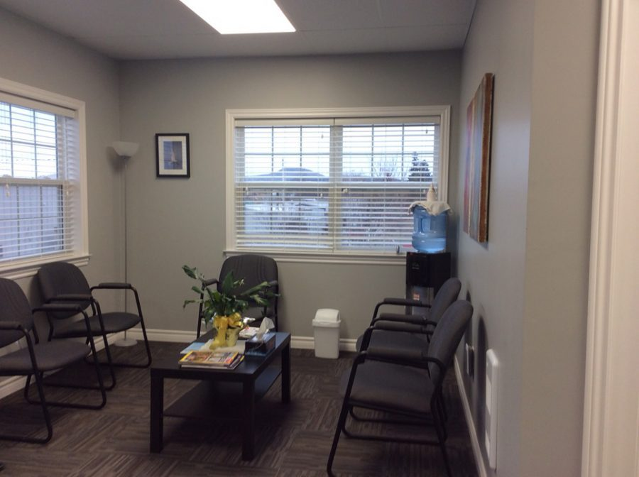 Better Bodies By Massage Waiting Room